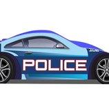 Кровать-Машинка Police , серия Бренд