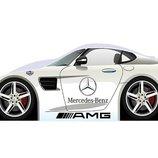 Кровать-Машинка Mercedes-AMG , серия Бренд
