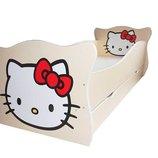Детская кровать Animal с ящиком