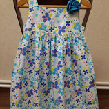 Шикарное платье Maggie&Zoe, для девочки 4-6 лет