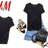 Базовая футболка от H&M
