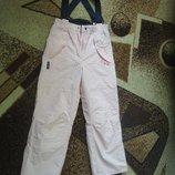 Комбинезон полукомбинезон Комбінезон, штани лижні, сноубордичні Thinsulate на 152см