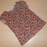 Футболка, блузка, блуза TU, 9 лет, 134 см, оригинал