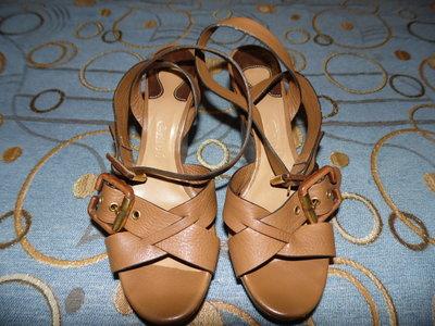 78df09a99d62 Кожаные босоножки Chloe размер 39 стелька 25 см: 300 грн - женские ...