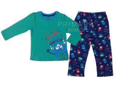 6ce9cc9554535 Пижама для мальчика 1.5-7 лет Primark: 330 грн - детские пижамы ...