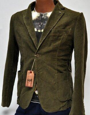 Myron Ray, Италия. Крутой брендовый пиджак Размер L 36/50 .