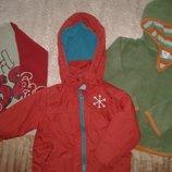 Куртка из Дании и другие фирменные вещички на 9-12 месяцев. Не сэконд