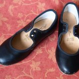 размер 9,5 27 Туфли для танцев степ, чечетка , Katz, б/у. Англия.