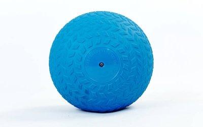 Мяч медицинский слэмбол Slam Ball 4кг 5729-4 диаметр 23см, вес 4кг