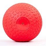 Мяч медицинский слэмбол Slam Ball 2кг 5729-2 диаметр 23см, вес 2кг