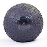 Мяч медицинский слэмбол Slam Ball 10кг 5729-10 диаметр 23см, вес 10кг