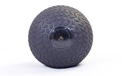 Мяч медицинский слэмбол Slam Ball 7кг 5729-7 диаметр 23см, вес 7кг