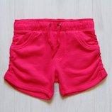 Яркие плотные шорты для девочки. Hema. Размер 9-10 лет. Состояние новой вещи