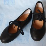 размер 11 29 , Туфли для танцев степ, чечетка , Katz, б/у. Англия.