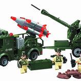 Конструктор Brick 812 Ракетница, 242 детали