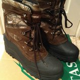 42-46р Очень теплые зимние ботинки Itasca. Waterproof