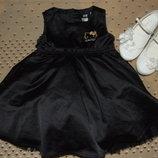 платье пышно нарядное хелло кити 1-2года