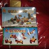Новые, в упаковке Конструктор Bg Blocks Лот-2 шт Разные Дети обожают подобные игрушки