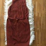 Кардиган платье миди с разрезами по бокам River Island