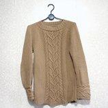 Кофта свитер р.40-48,вязанная женский мужской дешево