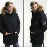 Модная мужская зимняя куртка -парка рр 46-52
