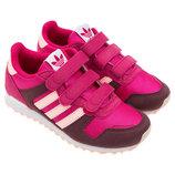 Adidas с28по35р. фирменные кроссовки