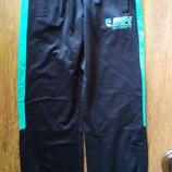спортивные штаны Future, черные, рост 134