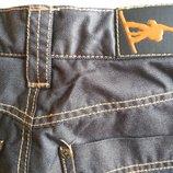 штаны зимние, лыжные, серые, рост 134