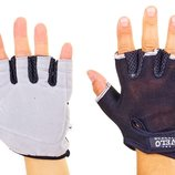 Перчатки спортивные перчатки для фитнеса Velo 3232 размер S-XL