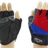 Перчатки спортивные перчатки для фитнеса Zel 6121 размер S-L