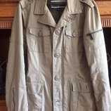 Отличная Стильная Мужская Куртка
