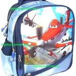 Рюкзак ранец для Мальчика школьный Летачки, Литачки, Самолёты Planes. Начальная школа