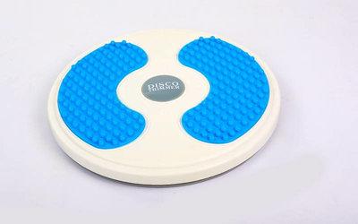 Диск здоровья массажный Грация 702-12 диаметр 28см
