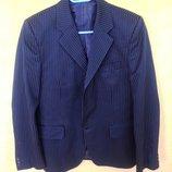 Школьный деловой костюм для мальчика, парня, школьника. 170 см