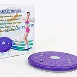 Диск здоровья массажный с магнитами Грация 702-10 диаметр 25см