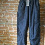 Фірмові штани Rebel 11-12 років ріст 152 см , колір чорний