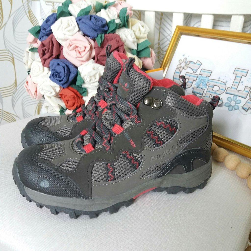 da25aefeb Термо ботинки REGATTA на девочку размер 30-31-34: 780 грн - зимняя обувь  regatta в Запорожье, объявление №14303599 Клубок (ранее Клумба)