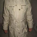Пальто куртка пуховик зимнее