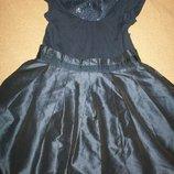 Нарядное платье Некст 6л,