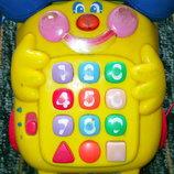 Телефон-Каталка Fisher-Price