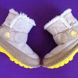 Демисезонные ботинки Crocs размер С9 25-26 по стельке 16 см Оригинал
