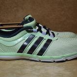Adidas Womens Adipure Gazelle 2 кроссовки для бега. Оригинал. 40 р.