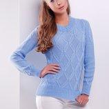 Вязаный свитер 17 размер 44-50