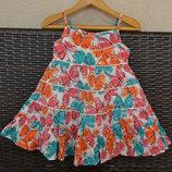Нарядное платье George, на девочку 1,5 - 2,5 года