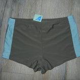 XXL/52-54 Германия Стильные серые плавки шорты