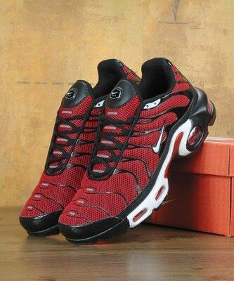009414b5 Мужские кроссовки Nike Air Max TN Red/Black: 1150 грн - мужские ...