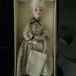 Фарфоровая кукла 8098