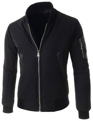 Стильный мужской бомпер, куртка-кофта
