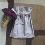 Красивая элегантная юбка -тюльпан высокой посадки