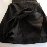 Длинная юбка из льна большого размера.